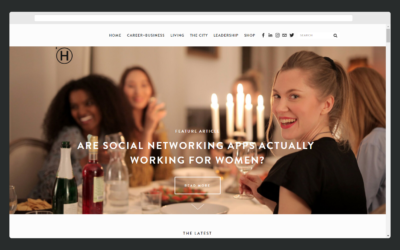 Case Study 3 – TheHomesteadista.com Website Redesign